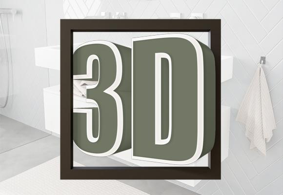 3D badmeubel Configurator