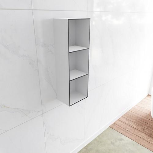 Lagom solid surface nis 90 in kleur urban geschikt voor in of opbouw
