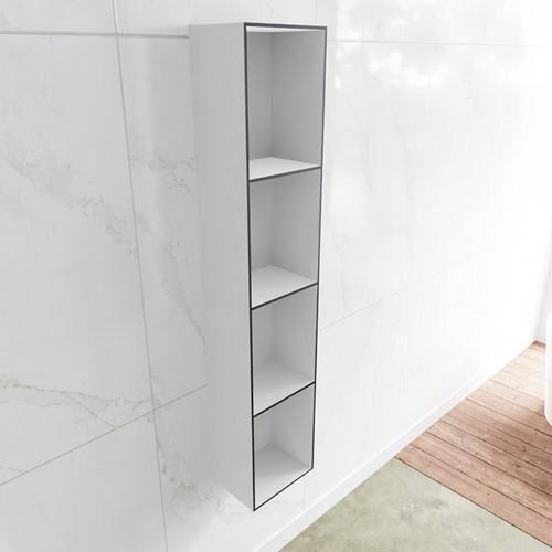 Lagom solid surface nis 150 in kleur urban geschikt voor in of opbouw