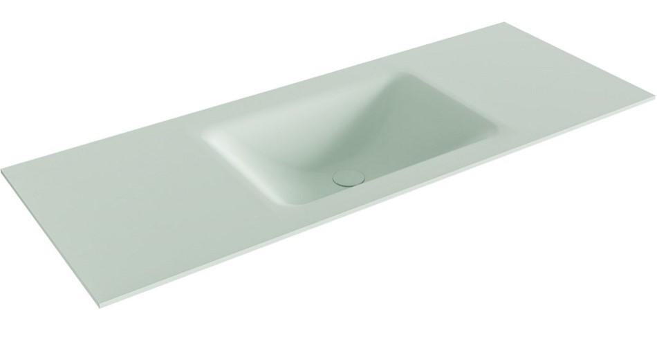 inbouw wastafel CLOUD passend bij de badkamermeubels van MONDIAZ
