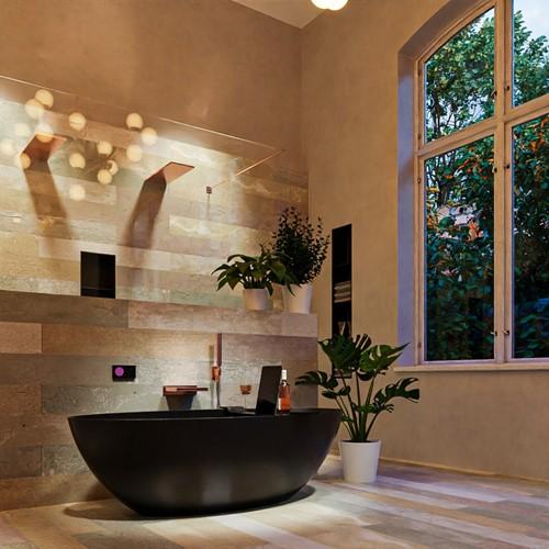 FLOAT vrijstaand bad 170x80cm kleur Urban / Urban