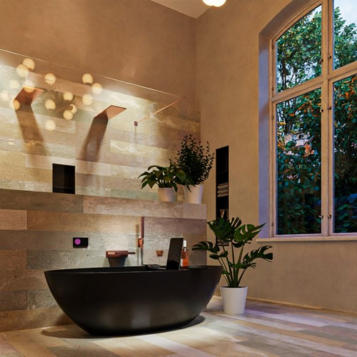 FLOAT vrijstaand bad 170x80cm kleur Urban / Urban | voorraad