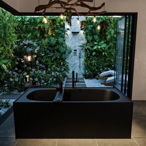 FREEZE vrijstaand bad 180x85cm kleur Urban / Urban