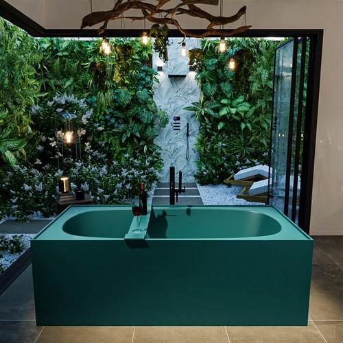 FREEZE vrijstaand bad 180x85cm kleur Smag / Smag