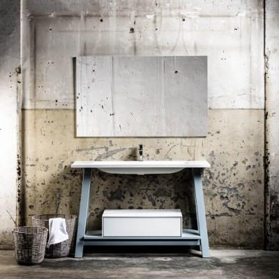 Spiegel rechthoek ROON passend bij de badkamermeubels van MONDIAZ
