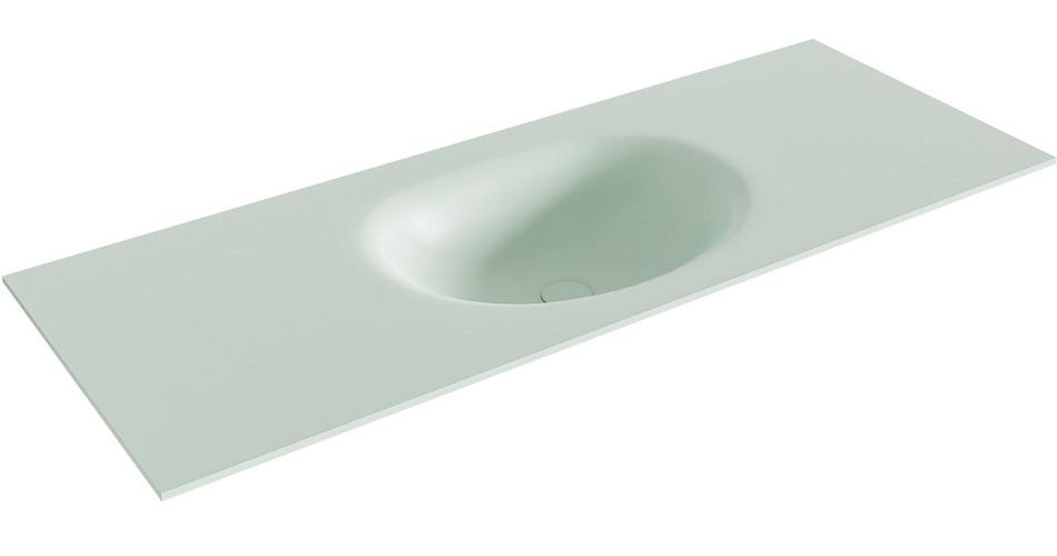 inbouw wastafel MOON passend bij de badkamermeubels van MONDIAZ