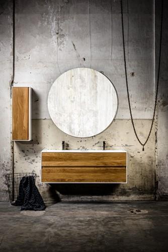 MONDIAZ SPOT spiegel rond Ø 100cm