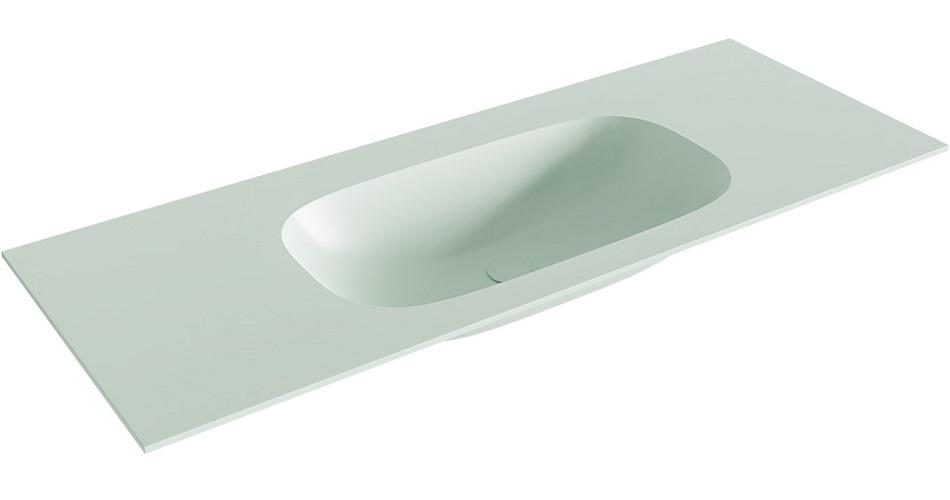 inbouw wastafel STOR SMALL passend bij de badkamermeubels van MONDIAZ