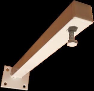 Ophangbeugel 35cm verstelbaar